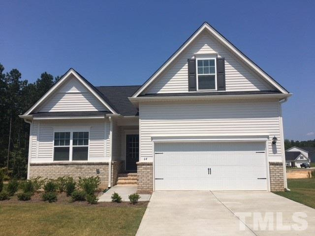 64 Forest Glade Court #49, Clayton, NC 27527 (#2212155) :: Marti Hampton Team - Re/Max One Realty