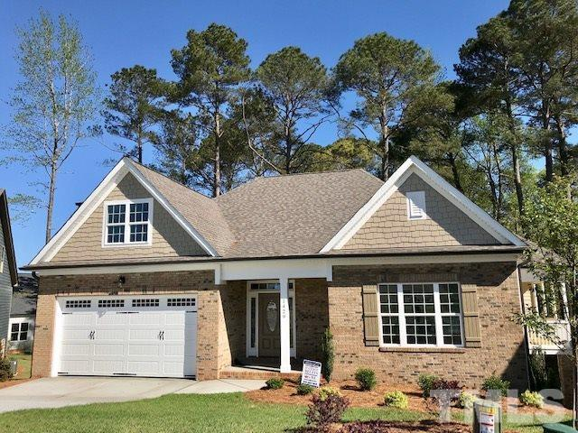 1429 Patriot Points Way Home Site #43, Fuquay Varina, NC 27526 (#2214340) :: The Perry Group