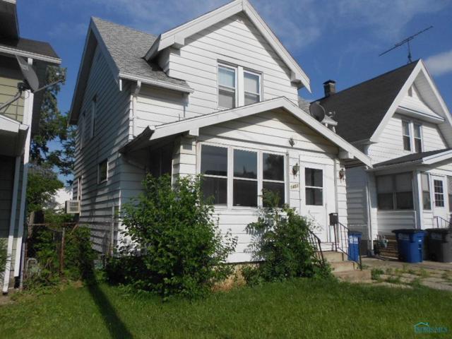 1451 Pool, Toledo, OH 43605 (MLS #6009400) :: Key Realty