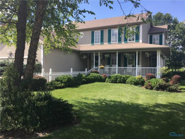 1401 Logan, Perrysburg, OH 43551 (MLS #6010692) :: Key Realty