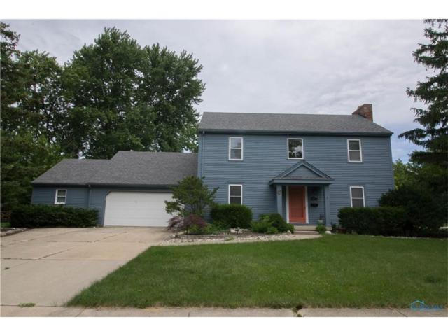 713 Meadow Springs, Maumee, OH 43537 (MLS #6010994) :: RE/MAX Masters