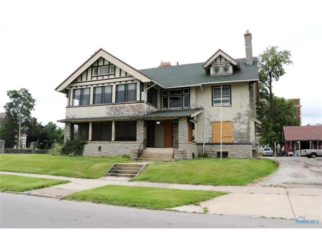 424 Winthrop, Toledo, OH 43620 (MLS #6011272) :: Key Realty