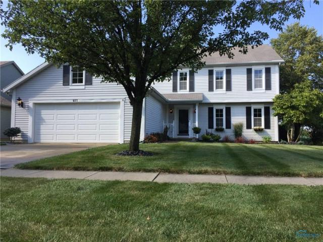 811 N Christopher, Bowling Green, OH 43402 (MLS #6015124) :: RE/MAX Masters
