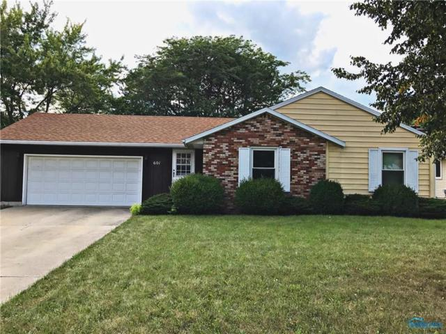 601 Orleans, Bowling Green, OH 43402 (MLS #6015366) :: RE/MAX Masters