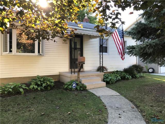 1138 Holgate, Maumee, OH 43537 (MLS #6015385) :: Key Realty