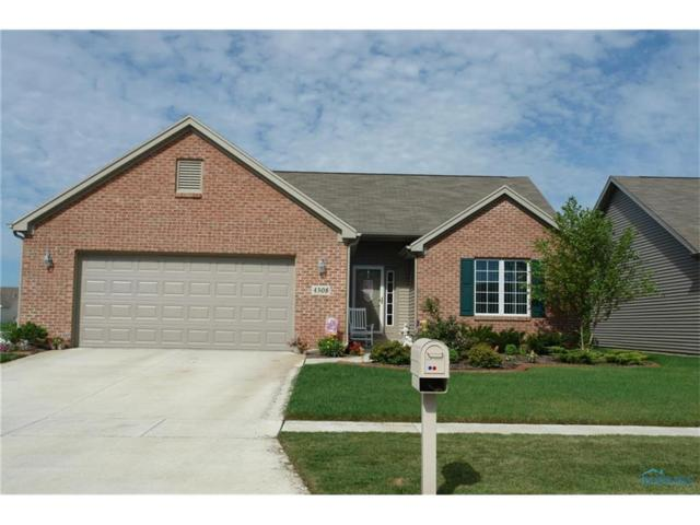 4308 Crystal Ridge, Maumee, OH 43537 (MLS #6015424) :: Key Realty