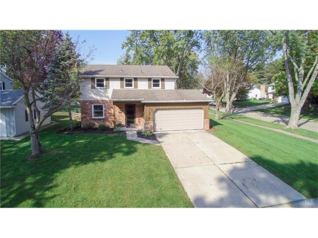 6011 Colonial, Sylvania, OH 43560 (MLS #6015522) :: Key Realty