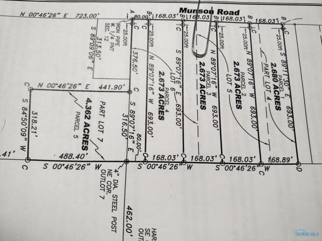 7584 Co Road 2 Lot 7 & 8, Swanton, OH 43558 (MLS #6015662) :: Key Realty