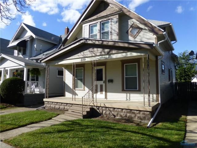 539 E Central, Toledo, OH 43608 (MLS #6015915) :: Key Realty