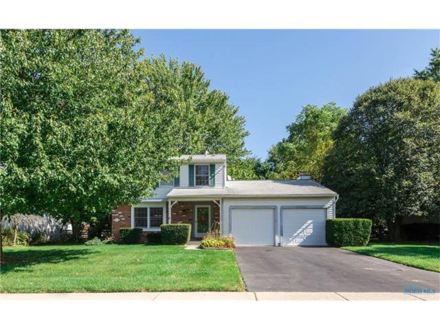 3906 Farmbrook, Sylvania, OH 43560 (MLS #6016242) :: Key Realty