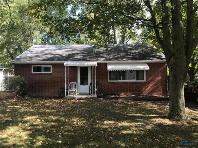 527 S College, Bowling Green, OH 43402 (MLS #6016299) :: RE/MAX Masters