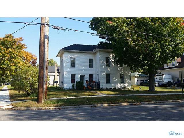 156 W Leggett, Wauseon, OH 43567 (MLS #6016359) :: Key Realty