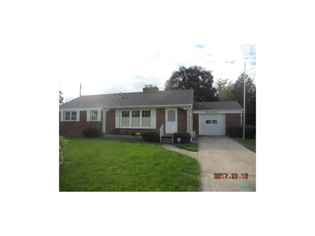 253 Jennings, Rossford, OH 43460 (MLS #6016605) :: RE/MAX Masters