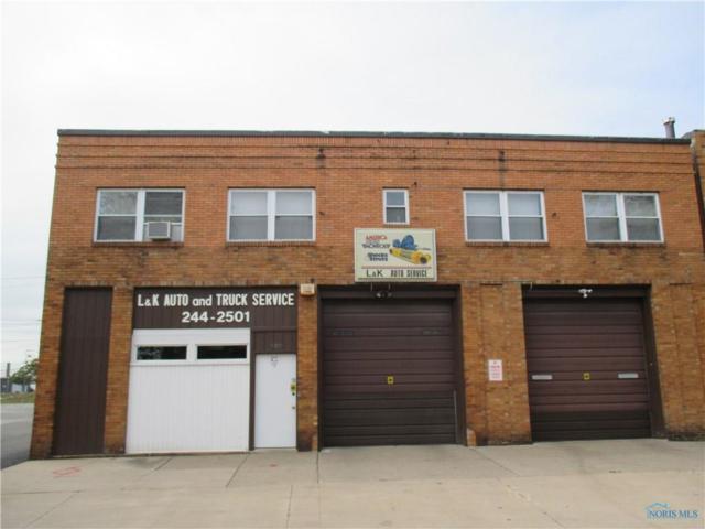 1811 Jefferson, Toledo, OH 43604 (MLS #6016679) :: RE/MAX Masters