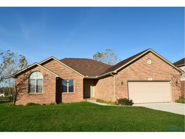 103 Peachtree, Swanton, OH 43558 (MLS #6016970) :: Key Realty