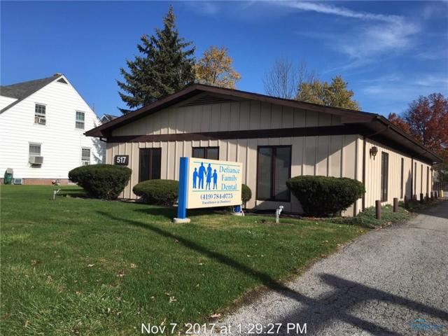 517 N Clinton, Defiance, OH 43512 (MLS #6017407) :: RE/MAX Masters