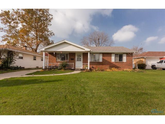 208 Trails End, Oregon, OH 43616 (MLS #6017593) :: Key Realty