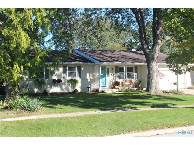 874 Bexley, Perrysburg, OH 43551 (MLS #6017630) :: Key Realty