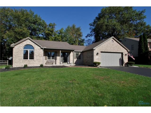 7424 Country Meadow, Sylvania, OH 43560 (MLS #6017685) :: RE/MAX Masters