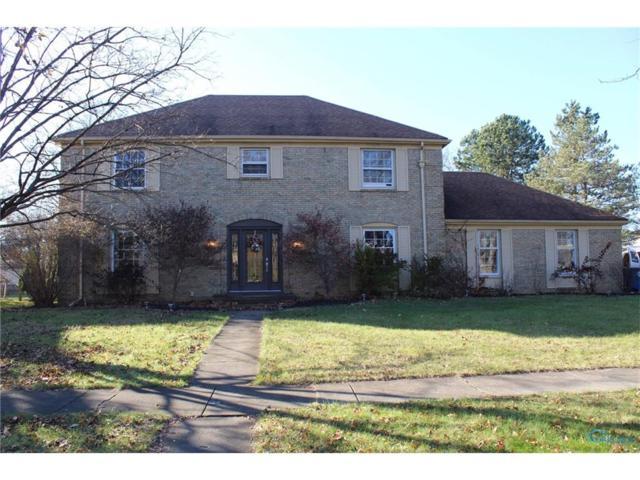 819 Brookfield, Perrysburg, OH 43551 (MLS #6017990) :: Key Realty