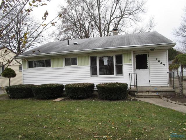 1047 Wall, Maumee, OH 43537 (MLS #6018339) :: Key Realty