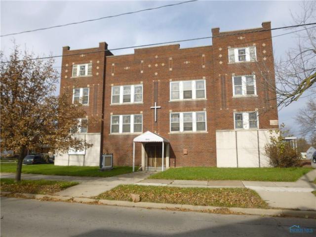 441 Oakdale, Toledo, OH 43605 (MLS #6018371) :: Key Realty