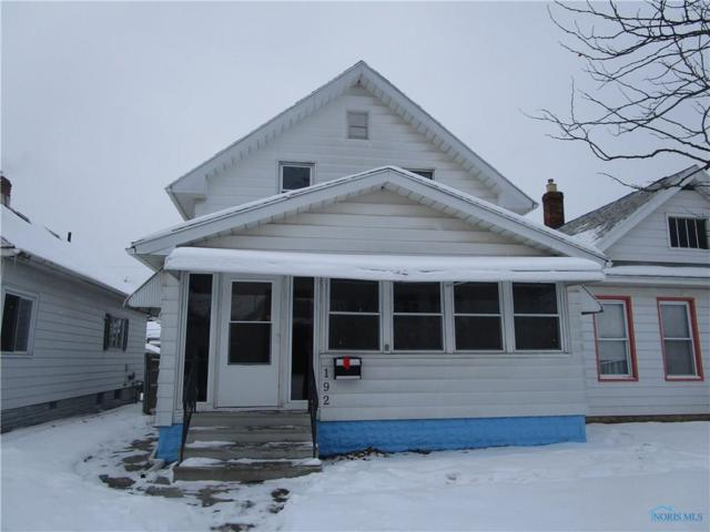 192 Oak, Rossford, OH 43460 (MLS #6019059) :: Key Realty