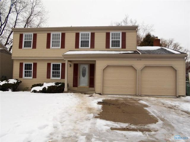 636 Brahier, Maumee, OH 43537 (MLS #6019110) :: Key Realty