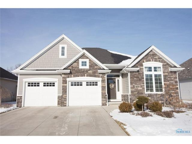 7502 Hickory Valley, Maumee, OH 43537 (MLS #6019278) :: Key Realty