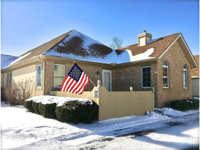 621 Turnbury, Perrysburg, OH 43551 (MLS #6019367) :: RE/MAX Masters