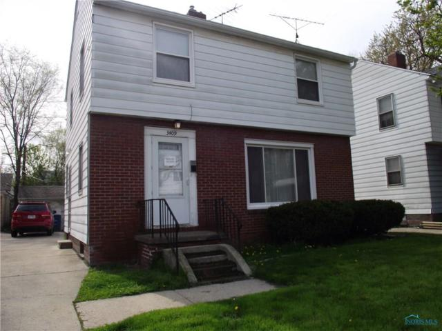 3409 Douglas, Toledo, OH 43606 (MLS #6019646) :: Key Realty