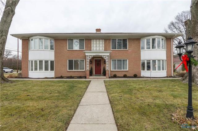 4064 Hillandale #3, Toledo, OH 43606 (MLS #6021632) :: Key Realty