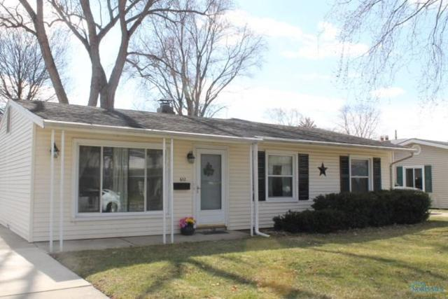 612 Greenfield, Maumee, OH 43537 (MLS #6021768) :: Key Realty