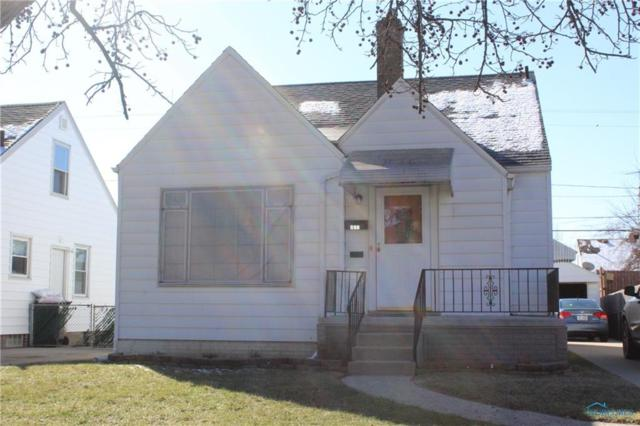827 Cloverdale, Toledo, OH 43612 (MLS #6021992) :: RE/MAX Masters