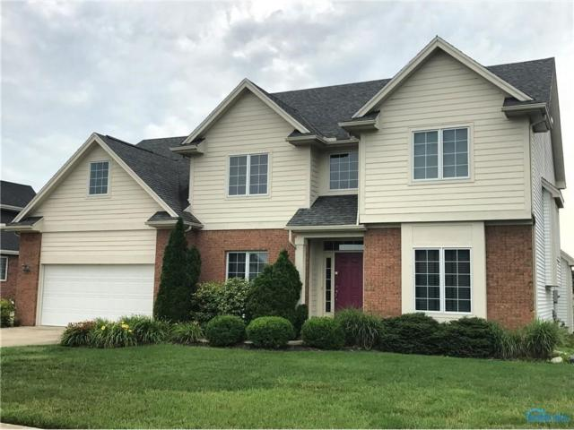 813 Pine Valley, Bowling Green, OH 43402 (MLS #6022058) :: Key Realty