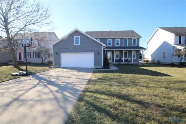 1490 Logan, Perrysburg, OH 43551 (MLS #6022222) :: RE/MAX Masters