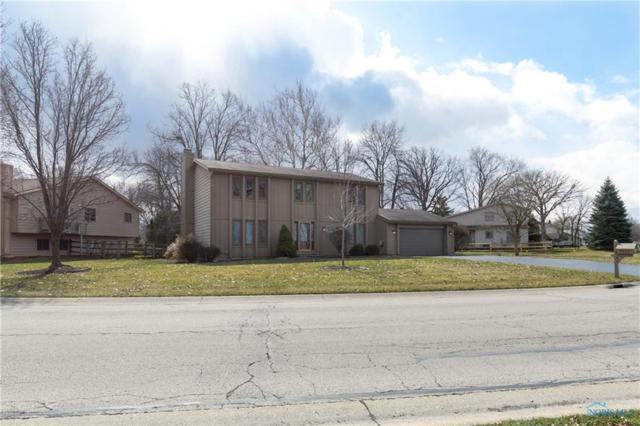9553 Bishopswood, Perrysburg, OH 43551 (MLS #6022253) :: Key Realty