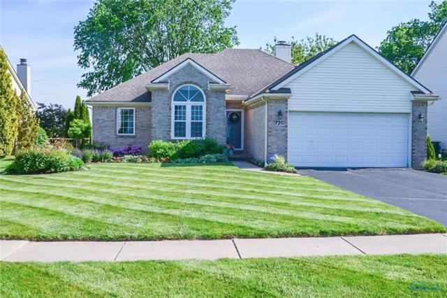 7251 Twin Lakes, Perrysburg, OH 43551 (MLS #6022279) :: RE/MAX Masters