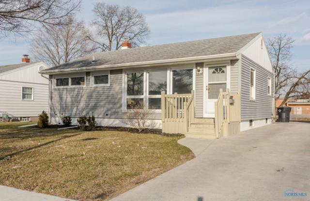 1226 Holgate, Maumee, OH 43537 (MLS #6022305) :: Key Realty