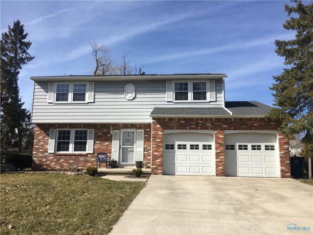 120 Birchcrest, Perrysburg, OH 43551 (MLS #6022348) :: Key Realty