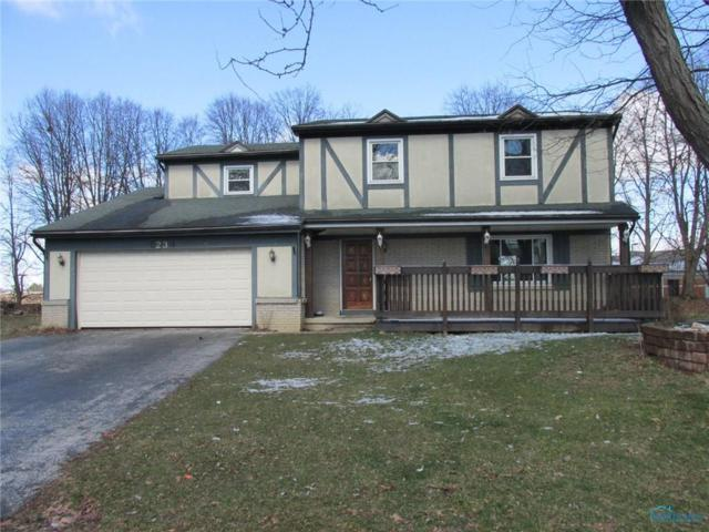 6234 Suffolk, Maumee, OH 43537 (MLS #6022846) :: RE/MAX Masters