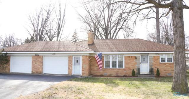 1532 Claybourne, Toledo, OH 43614 (MLS #6022962) :: RE/MAX Masters