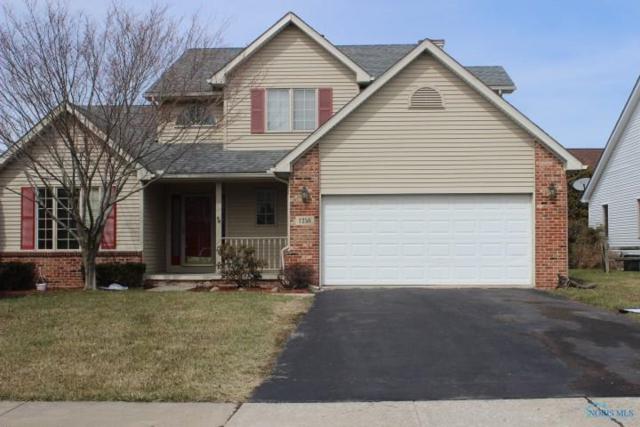7236 Winding Brook, Perrysburg, OH 43551 (MLS #6023100) :: RE/MAX Masters