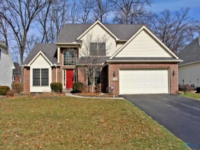 8820 Cedar Bend, Sylvania, OH 43560 (MLS #6023146) :: Key Realty