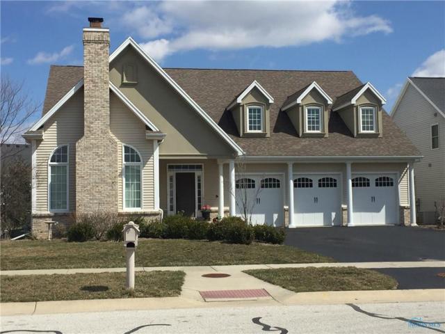 5908 Walnut Springs, Sylvania, OH 43560 (MLS #6023234) :: Key Realty
