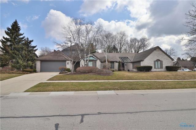 2854 Carrie Creek, Toledo, OH 43617 (MLS #6023434) :: Key Realty