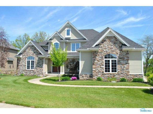 25196 Rocky Harbour, Perrysburg, OH 43551 (MLS #6023476) :: Office of Ivan Smith