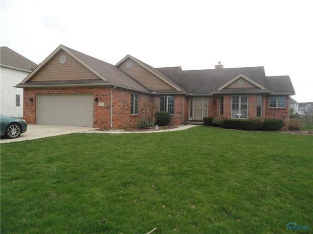 556 Prairie Rose, Perrysburg, OH 43551 (MLS #6023662) :: RE/MAX Masters