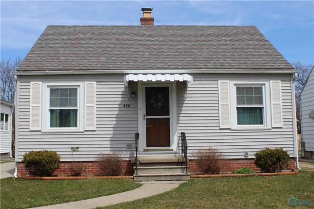 438 W Gramercy, Toledo, OH 43612 (MLS #6024020) :: Key Realty