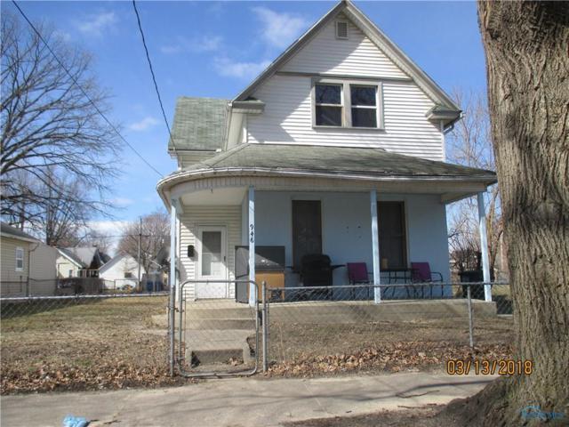 946 Willow, Toledo, OH 43605 (MLS #6024041) :: Office of Ivan Smith